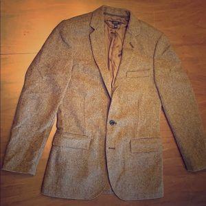 J. Crew Ludlow Tweed Sport coat Yorkshire Tweed